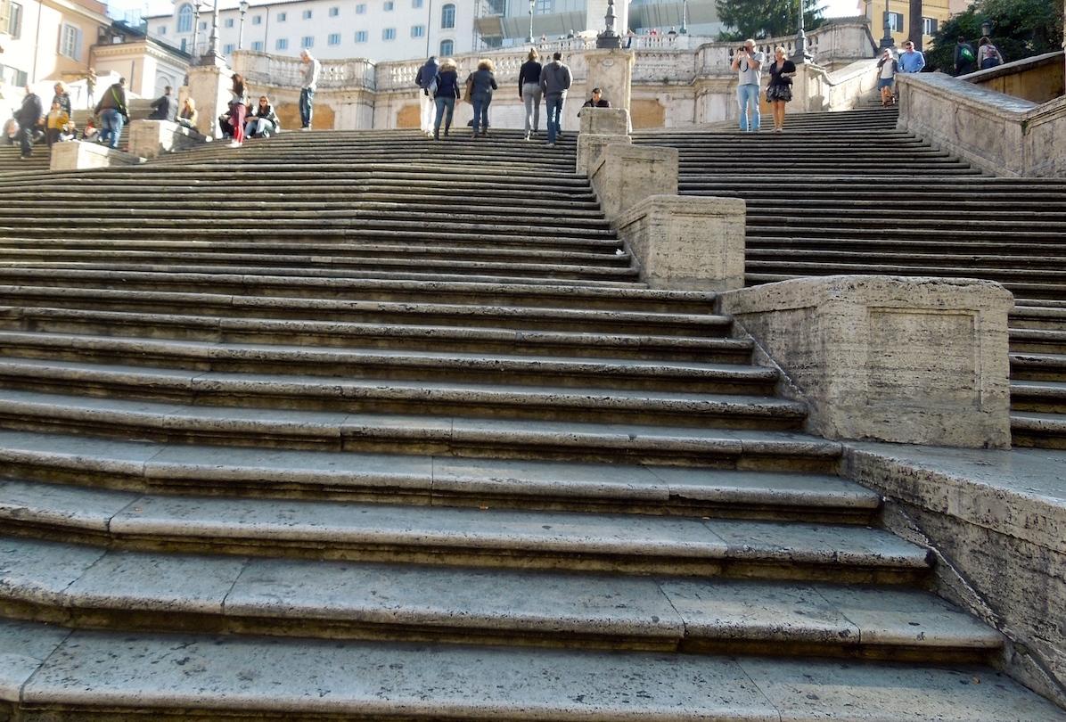 Spanish Steps 1
